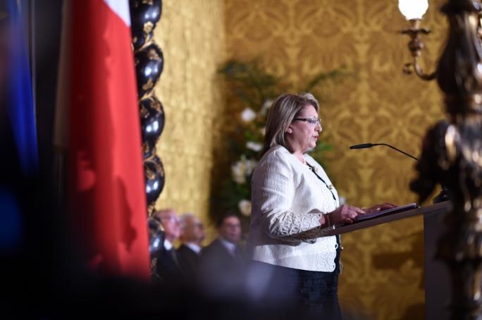 President of the Republic, Marie-Louise Coleiro Preca